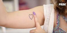 Conheça as tatuagens da youtuber Taciele Alcolea