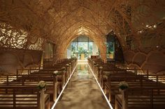 Galeria de Capela Hiroshima / Nikken Space Design - 1