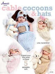 Crochet - Cable Cocoons & Hats - #871391