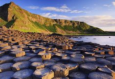 The Giant's Causeway in Northern Ireland – UNESCO World Heritage Site