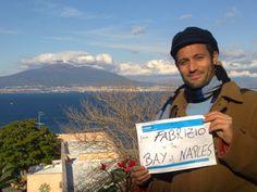 Private Tour Guide Fabrizio Belleni in Naples, Italy #travel http://tourguides.viator.com/tour-guide-fabrizio-belleni-13423.aspx