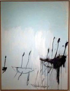 Cy Twombly.                                                                                                                                                                                 More