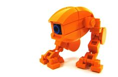 orange walker by cmaddison, via Flickr