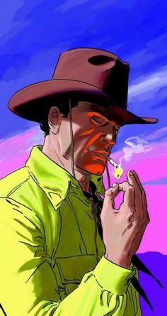 Quante firme campane su Tex e Dylan Dog