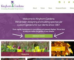 Want to hear what our clients have to say? Check out Dreams by Design on our homepage! #landscapedesign #omaha