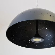 So cool - maybe for a kids bedroom or play room. Starry Light you can customize according to a given date, time and place.