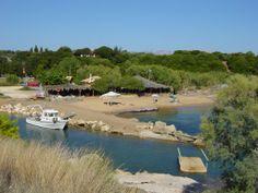 Spiaggia Taverna, Vatsa Bay, Kefalonia, Greece