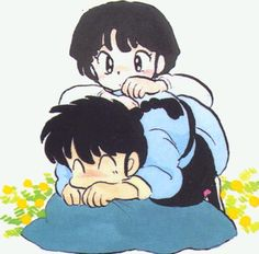 Ranma1/2 - so cute !!