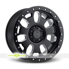 Black Rhino Block Black Milled Wheels For Sale & Black Rhino Block Rims And Tires