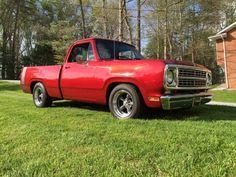 1972-80 Dodge pickup truck