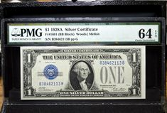$100 1977 Federal Reserve Note PMG 66 EPQ Fr 2168 gem uncirculated!