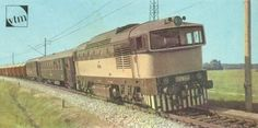 Motorová lokomotiva řady T 478.3