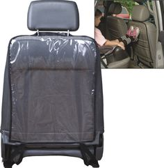 transparent Car Seat Back Protector Cover Backseat for Children Kick Mat Protects from Mud Dirt waterproof car seat covers SMS - Aliexpress