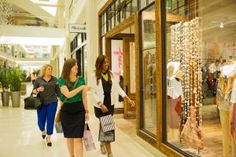 Carly Gatzlaf, personal Shopper, fashion stylist and owner of À La Mode Wardrobe Consulting, knows Mall of America, as well as other Twin Cities malls.
