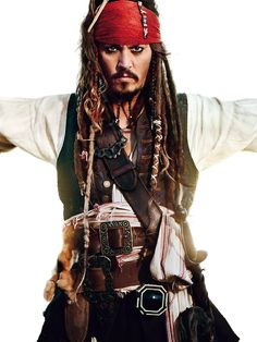 Inspiration for Odysseus. I think he would look like an older version of Jack Sparrow with crazy hair and tattered pieces of useless clothing.