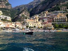By bus, ferry, and private driver, Gillian tells us how to get to Positano the Amalfi Coast from Naples and Rome.