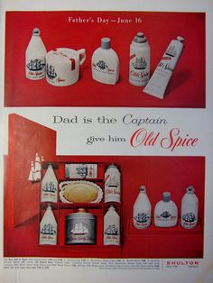 Your place to buy and sell all things handmade Old Advertisements, Retro Advertising, Vintage Ads, Vintage Prints, Old Commercials, Old Spice, Wet Shaving, Bathroom Wall Art, Classic Tv
