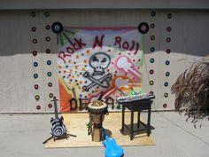 Kids Rock n Roll Party