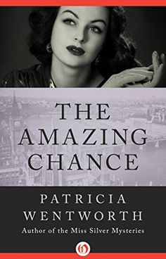 """Read """"The Amazing Chance"""" by Patricia Wentworth available from Rakuten Kobo. A former soldier who's been unwittingly living another man's life is given the chance to turn back the clock Anton Blum . Detective, Story Writer, Stormy Night, Books 2016, Another Man, Human Nature, His Eyes, Audiobooks, Ebooks"""