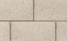 Profile Series Block in Peel Silver Quartz by Brampton Brick. The compressive strength of Profile Series concrete block units is suitable for use in a masonry-bearing or single wall. This product is also manufactured with a water repellent additive and is permeable to water vapor. Smooth Face, Concrete Blocks, Brick, Quartz, Profile, The Unit, Water, Silver