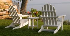Adirondack Chairs, Outdoor Chairs, Outdoor Furniture, Outdoor Decor, Water Solutions, Touch Up Paint, Paint Cans, Painting On Wood, Patio