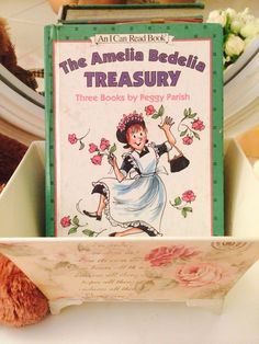 The Amelia Bedelia TREASURY by Peggy Parish. so funny!