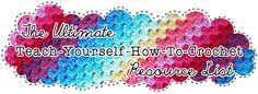 Crochet Resource List