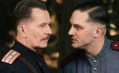 The first trailer's now online for the gritty thriller Child 44 directed by Daniel Espinosa and starring Tom Hardy, Gary Oldman, Noomi Rapace, and Joel Kinnaman. Gary Oldman, Two Movies, 2015 Movies, Movies To Watch, Latest Movies, Jason Clarke, Vincent Cassel, Tom Hardy Children, Spring Movie