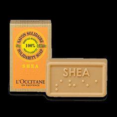 Shea Butter Apricot Solidarity Soap | L'OCCITANE en Provence | United States