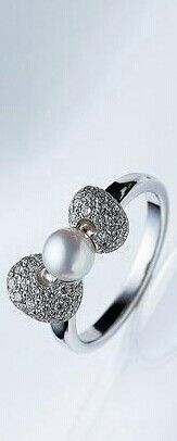 Mikimoto Pearls for Hello Kitty