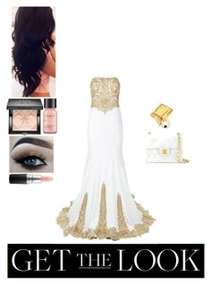"""""""Get the Look: Met Gala 2016"""" by insafsat on Polyvore featuring Jovani, Chanel, Givenchy, Perricone MD, MAC Cosmetics, StyleRocks, GetTheLook, MetGala and metgala2016"""