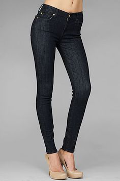 The slim illusion jeans, new from 7 for all mankind... I LOVE their jeans and if they promise these will make me look one size slimmer I'm getting them! $178