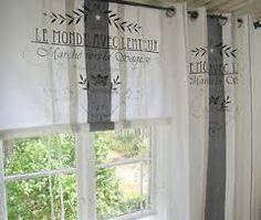scheibengardine vichy karo 209 individuelle produkte aus der kategorie wohnen leben. Black Bedroom Furniture Sets. Home Design Ideas