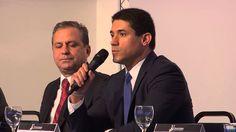 Achilles Frias, presidente do SINPROFAZ, ressalta o argumento Constitucional que ensejou o tema do 15º Encontro Nacional dos Procuradores da Fazenda Nacional: Da PGFN como Função Essencial à Justiça.