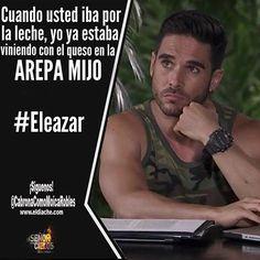 Cuando ibas por la leche... #eleazar #cabronacomomonicarobles #ESDLC3 #esdlc @jusecalo