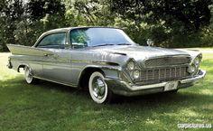 DeSoto Car | 1961 Desoto Two-Door Hardtop Coupe