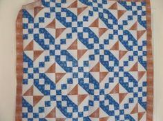 Railroad crossing quilt