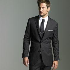 J crew suit