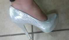 Bling Stiletto Heels, Bling, Shoes, Fashion, Moda, Jewel, Zapatos, Shoes Outlet, Fashion Styles