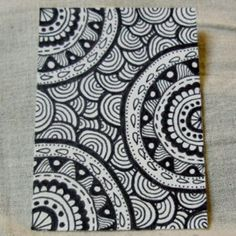 "Folksy :: Buy ""ACEO Zendoodle #4"" 