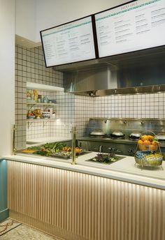 Lucky Lee S Restaurant In New York City Restaurant New York Restaurant Restaurant Counter