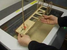 Mouse Trap Powered Car Project