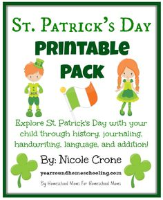 *FREE* St. Patrick's Day Printable Pack