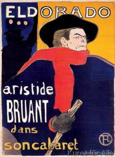 Henri Toulouse-Lautrec - Eldorado - The Classics
