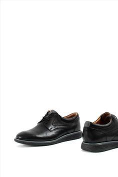 Ανδρικά Δερμάτινα Δετά Παπούτσια DAMIANI 20-01-007 BLACK Men Dress, Dress Shoes, Loafers Men, Oxford Shoes, Black, Fashion, Moda, Black People, Fashion Styles