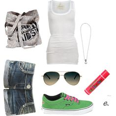 Close enough to my warped tour outfit for this year(;