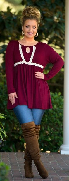 Perfectly Priscilla Boutique is the leading provider of women's trendy plus size clothing online | plus size fashion | plus size outfit ideas