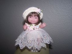 """Dolls, 5"""" Berenguer Doll, Lots to Love Doll, Itty Bitty Doll, My Sweet Love Dolls, Cupcake Dolls, Doll Clothes"""
