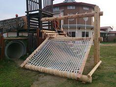 build playground equipment