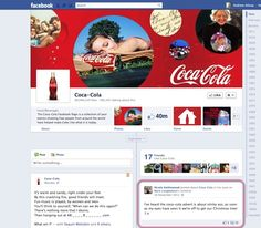 A further look into Facebook's new brand pages